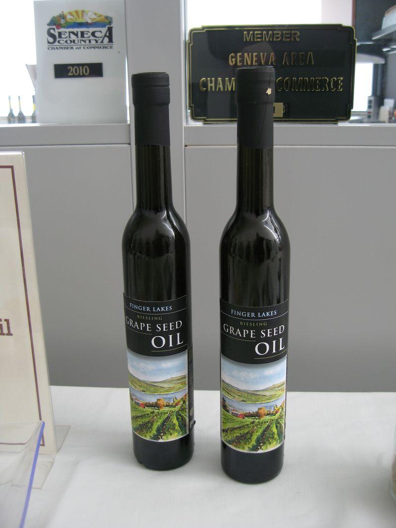 9.Grape Seed Oil