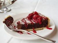 A_bite_of_chocolate_tart