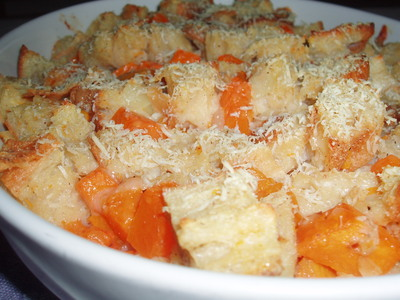 Savory_squash_bread_pudding